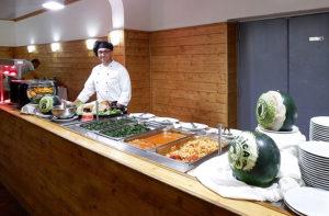 Chef Antonio Caracciolo Village de vacances Alba Serena Corse