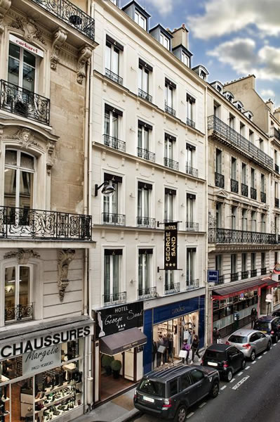 George Sanc Hotel Paris